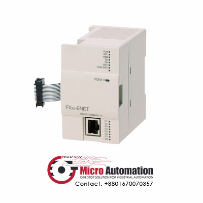 Mitsubishi FX3U ENET Micro Automation BD