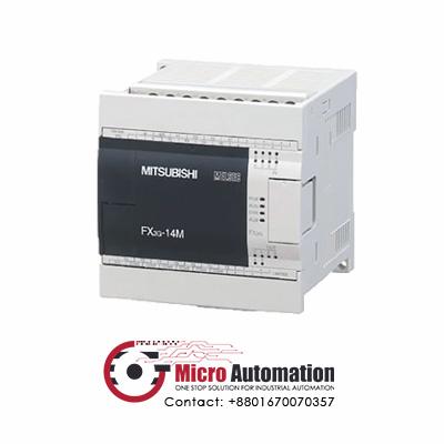 Mitsubishi FX3G 14MR ES Micro Automation BD