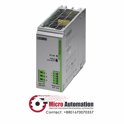 Phoenix Contact TRIO PS 1AC 24DC 10A Power Supply Micro Automation BD