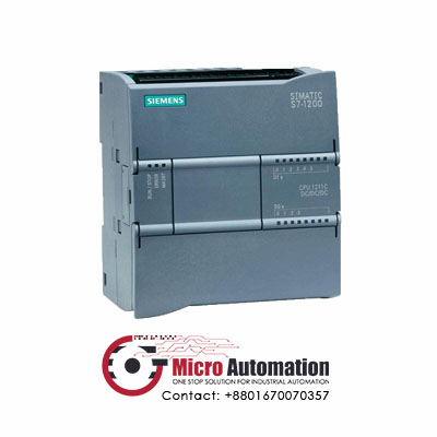 SIEMENS CPU 1212C SIMATIC S7 1200 Micro Automation BD