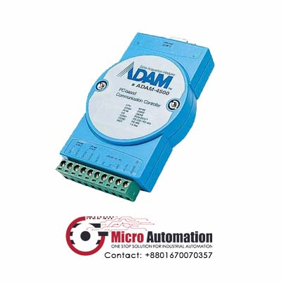 Adam 4500 PC Based Communication Controller Micro Automation BD