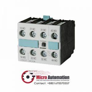 Siemens Sirius Contactor 3RH1921 1HA22 Micro Automation BD