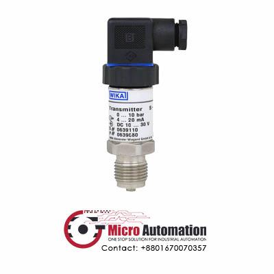 Wika Pressure Transmitter S 10 Bangladesh