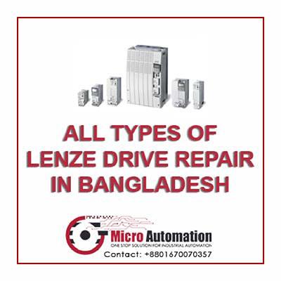 LENZE Drive Repair Dhaka Bangladesh