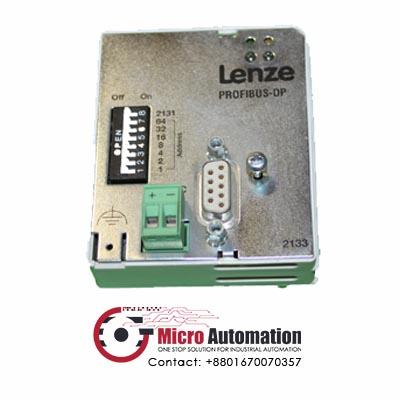 Lenze EMF 2133 IB Profibus DP Module Micro Automation BD