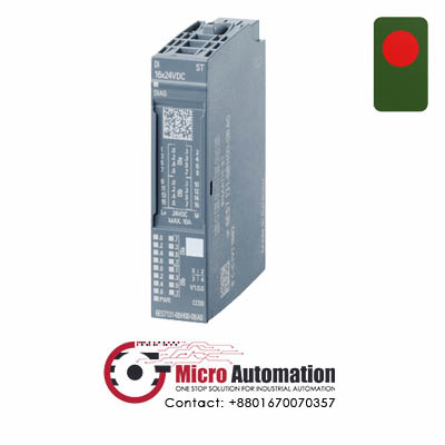 6ES7131 6BH00 0BA0 Siemens DC digital input module for et 200sp