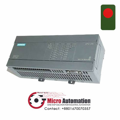 6ES7 214 1BC01 0XB0 Siemens CPU 214 Bangladesh