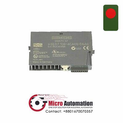 6ES7138 4CA00 0AA0 Siemens Power Module Bangladesh