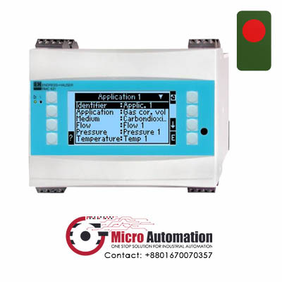 Endress Hauser RMC621 B22AAA1BB1 Flow and Energy Manager Bangladesh