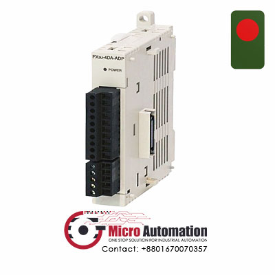Mitsubishi Electric FX3U 4AD ADP Bangladesh