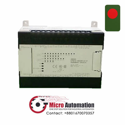 Omron CPM1A 40CDR A V1 CPU Module Bangladesh