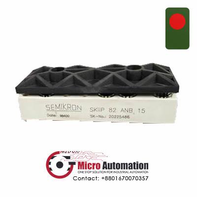 SEMIKRON IGBT SKiiP 82 ANB 15 T1 Bangladesh