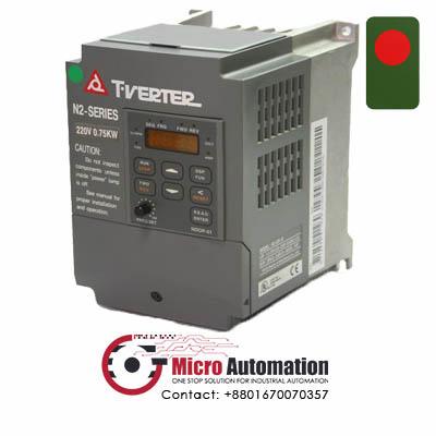 Taian N2 Frequency Inverter N2-201-H Bangladesh