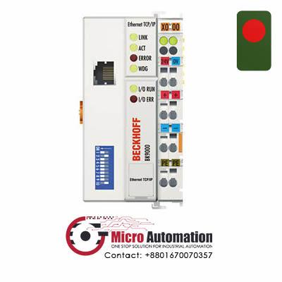 Beckhoff BK9000 Ethernet Bus Coupler Bangladesh