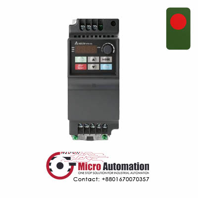 Delta VFD015EL43A Inverter Drive Bangladesh