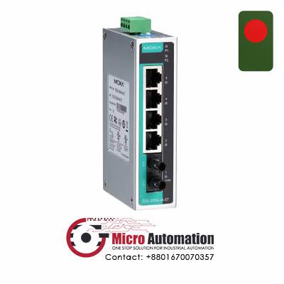 MOXA EDS 205A Ethernet Switch Bangladesh