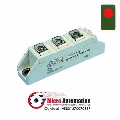 SEMIKRON SKKD 81/12 L1 IGBT Module