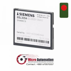 Siemens 6SL3054 0EG01 1BA0 Compact Flash Card Bangladesh