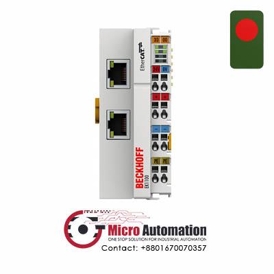 Beckhoff EK1100 EtherCAT Coupler Bangladesh