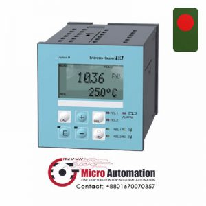 Endress+Hauser Liquisys M CLM223 Conductivity transmitter Bangladesh