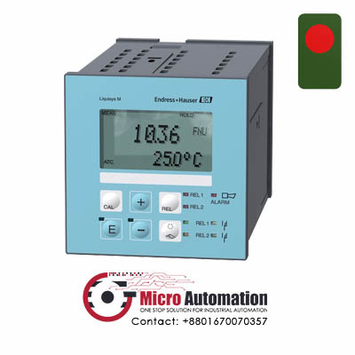 Endress+Hauser Liquisys M CLM223 Conductivity transmitter Bangladesh