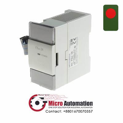 Mitsubishi Electric FX0N 3A PLC IO Module Bangladesh