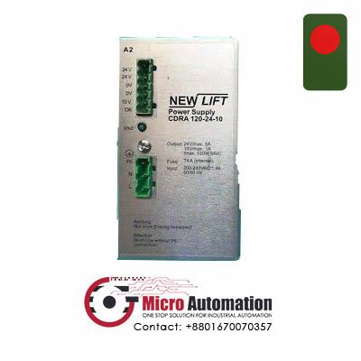 Newlift CDRA 120 24 10 Power Supply Bangladesh
