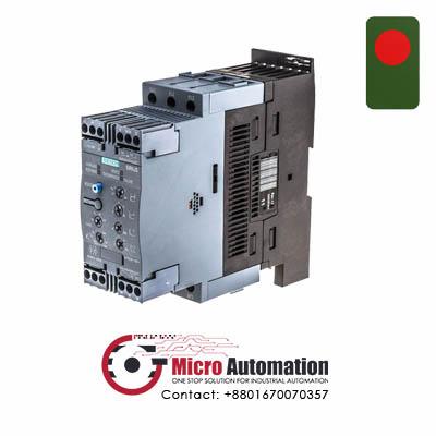 Siemens 3RW4037 1BB14 Sirius Soft Starter Bangladesh