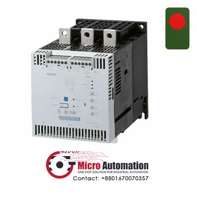 Siemens 3RW4055 6BB34 Sirius Soft Starter Bangladesh