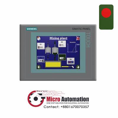Siemens 6AV6 643 0CB01 1AX1 MP277 HMI Bangladesh