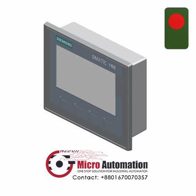 Siemens KTP400 Basic Panel HMI Bangladesh