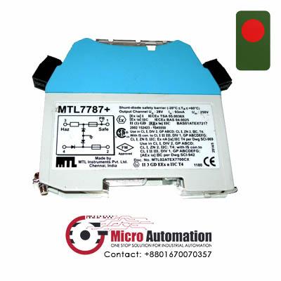 Zener Barrier MTL7787+ Bangladesh