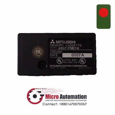 A9GT FNB1M Mitsubishi HMI Memory Card Bangladesh
