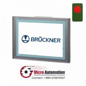 Bruckner Machine HMI Bangladesh