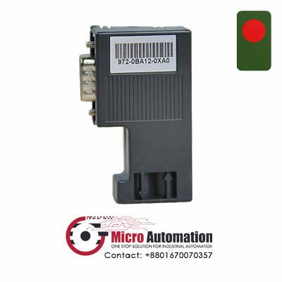 6ES7 972 0BA12 0XA0 Siemens Profibus Connector Bangladesh