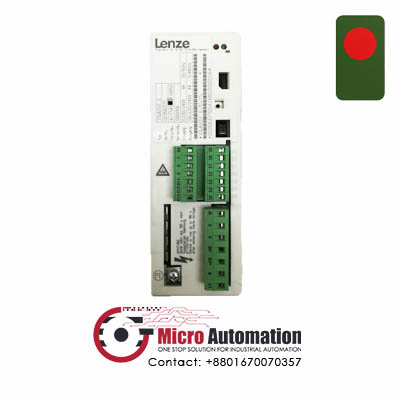 Lenze 33 8202 E 0.75kW Inverter Bangladesh