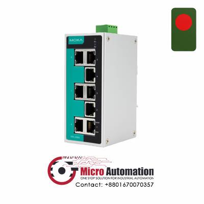 MOXA EDS 208A Ethernet Switch Bangladesh