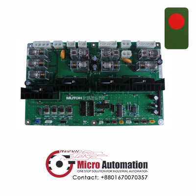 Mutoh Heater Relay Board Bangladesh