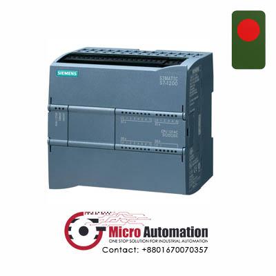 Siemens S7 1200 6ES7 214 1AG31 0XB0 CPU 1214C Bangladesh