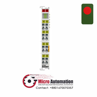 Beckhoff KL2408 8-Channel Digital Output Terminal Bangladesh