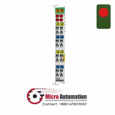 Beckhoff KL3054 4-Channel Analog Input Terminal Bangladesh