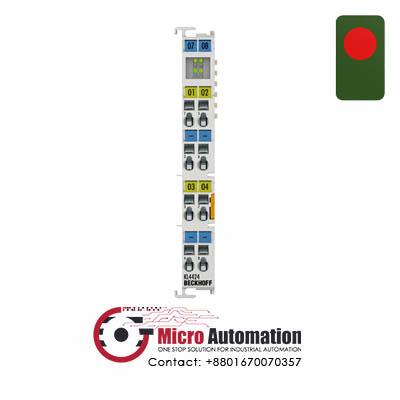 Beckhoff KL4424 4-channel Analog Output Terminal Bangladesh