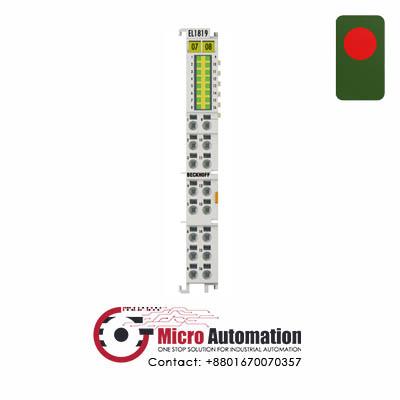 EL1819 Beckhoff HD EtherCAT Terminal Bangladesh