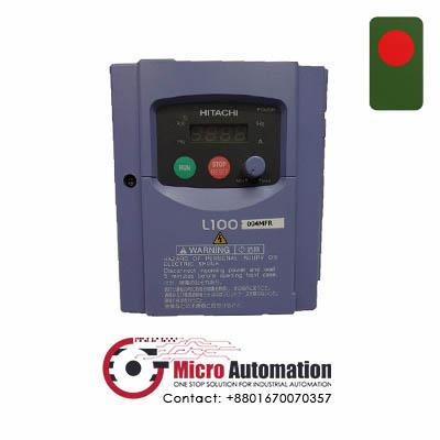 Hitachi L100 004MFR Frequency Converter VFD Bangladesh