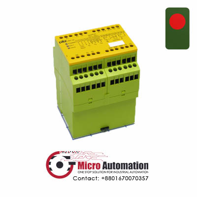 Pilz PST X2 24V Safety Relay Bangladesh