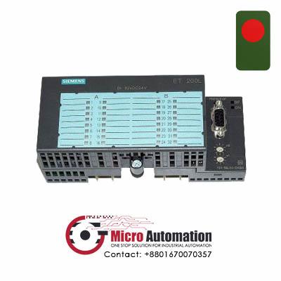 Siemens 6ES7 131 1BL00 0XB0 ET 200L Simatic S7 Bangladesh