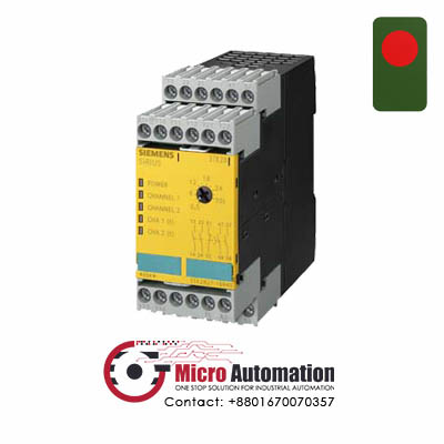Siemens Sirius 3TK28 Safety Relay Bangladesh