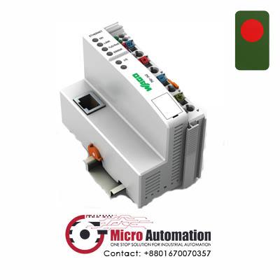 WAGO 750 342 Ethernet TCP IP Fieldbus Coupler Bangladesh
