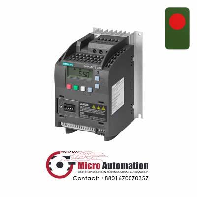 Siemens Sinamics V20 6SL3210 5BE21 5UV0 Bangladesh