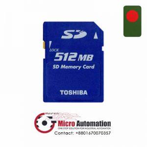 Industrial Grade Secure Digital Card 500MB Bangladesh
